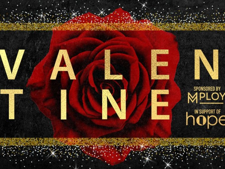 Join us for A Valentine's Ball Of Hope