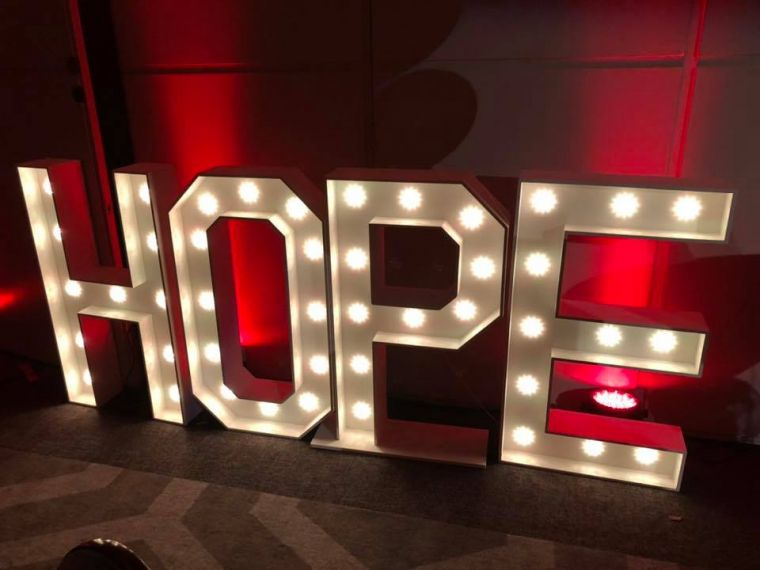 Inaugural Ball Of Hope Raises An Amazing £20,000 For Charity